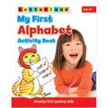 Letterland My First Alphabet Activity Book