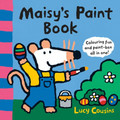 MAISY'S PAINT BOOK (PAPERBACK)