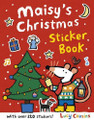 Maisy's Christmas Sticker Book (Paperback)