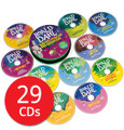 Roald Dahl 10 Phizz-Whizzing Audiobooks (29 CDs)