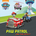 PAW PATROL ON THE ROLL! (PB)