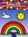 DO A DOT ART! Creative Activity Book Rainbow Trail