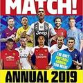 MATCH! ANNUAL 2019 (HB)