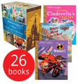 TREASURE COVE STORY DISNEY STORYBOOK COLLECTION (26 BOOKS)