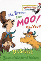 MR.BROWN CAN MOO! CAN YOU