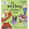 My Very Busy Sticker Book (Paperback)