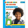 Letterland My Second Rhyming Activity Book (Paperback)