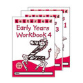 LETTERLAND EARLY YEARS WORKBOOK