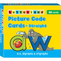 Letterland Straight Picture Code Cards