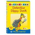 LETTERLAND DETECTIVE DIPPY DUCK DVD