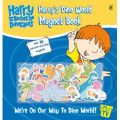 Harry's Dino World Magnet Book (Hardcover)