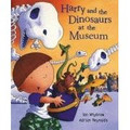 Harry and the Dinosaurs at the Museum (Paperback)