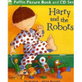 Harry and the Robots (Book with CD)