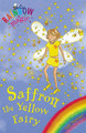 Rainbow Magic 3 Saffron the Yellow Fairy (Paperback)