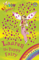 Rainbow Magic 32 Lauren the Puppy Fairy (Paperback)