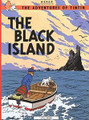 TINTIN THE BLACK ISLAND