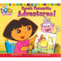 Dora's Favourite Adventures! (Board Book)