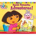 Dora's Favourite Adventures! (Board Book)