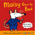 MAISY GOES TO BED (HARDCOVER)