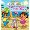 Dora and Diego by the Shore (Board Book)