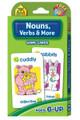 Nouns, Verbs & More Flash Cards
