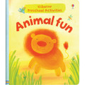 Usborne Preschool Activities Animal Fun (Hardcover)