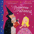 Princess and the Wizard (Paperback)