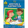 Addition & Subtraction Grades 1-2 (Paperback)