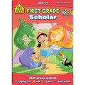 First Grade Scholar Workbook