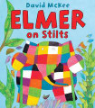 Elmer on Stilts (Paperback)