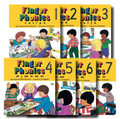 Finger Phonics Books 1-7 (Board Book)