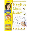 English Made Easy Ages 3-5 Preschool Early Writing