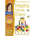 Maths Made Easy Ages 3-5 Preschool Shapes & Colours
