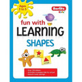 Fun with Learning Shapes (Ages 3-5)