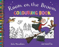 Room on the Broom Colouring Book (Paperback)