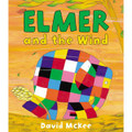 Elmer and the Wind (Paperback)