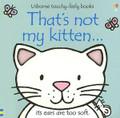 That's not my Kitten... (Board Book)