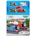 STAY ON TRACK (MAGNETIC BOOK)