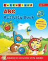ABC Activity Book (Paperback)