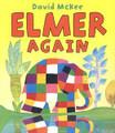 Elmer Again (Paperback)