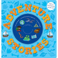 ADVENTURE STORIES FOR BOYS (BK+CD)