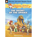 Geronimo Stilton 2: The Secret of the Sphinx (Hardcover)