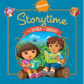 Storytime with Dora and Diego (Hardcover)