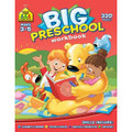 Big Preschool Workbook (320 pages) (Paperback)