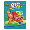 Big Alphabet Workbook (320 Pages) (Paperback)