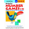 Kumon My Book Of Number Games 1-70 (Paperback)