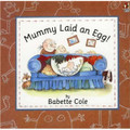 Mummy Laid An Egg! (Paperback)