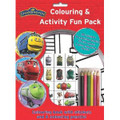 Chuggington Colouring and Activity Fun Pack