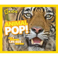 Animal Pop!: With 5 Incredible, Life Size Fold-outs (In Your Face) (Hardcover)