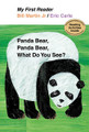 Panda Bear, Panda Bear, What Do You See? (My First Reader) (Hardcover)